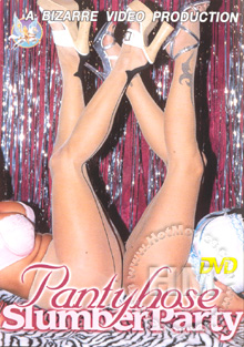 Pantyhose Slumber Party Box Cover