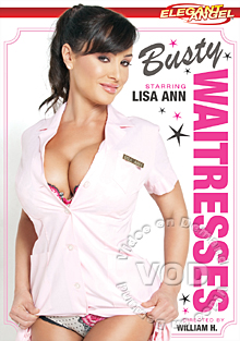 Busty Waitresses Box Cover
