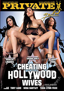 Cheating Hollywood Wives (Private Gold 107)