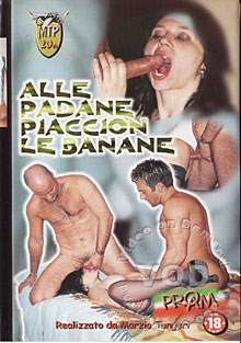 Alle Padane Piaccion Le Banane Box Cover