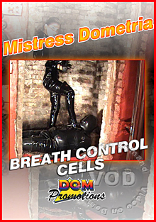 Mistress Dometria - Breath Control Cells Box Cover
