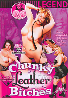 Chunky Leather Bitches Box Cover