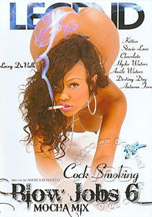 Cock Smoking Blow Jobs 6 - Mocha Mix