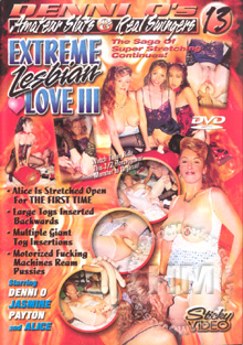 Amateur Sluts & Real Swingers 13 - Extreme Lesbian Love III Box Cover