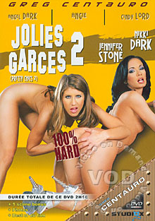 Jolies Garces 2 Box Cover