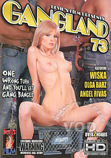 Gangland 73 Box Cover
