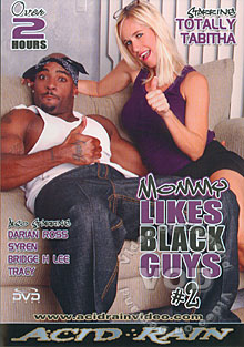 Mommy Likes Black Guys #2 Box Cover