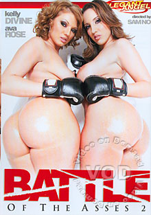 Battle Of The Asses 2 Box Cover