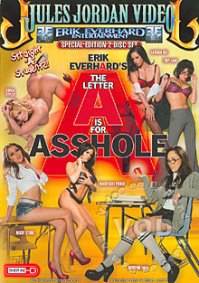 The Letter A Is For Asshole (Disc 1)