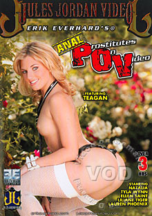 Anal Prostitutes On Video Box Cover
