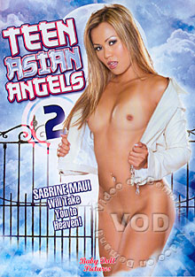 Teen Asian Angels 2 Box Cover