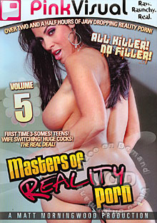 Masters Of Reality Porn Volume 5 Box Cover