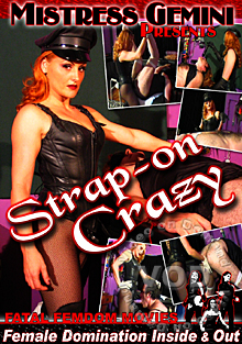 Strap-On Crazy Box Cover