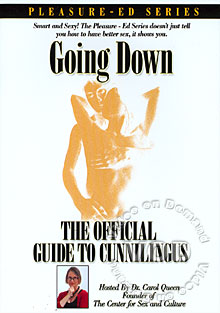 Going Down - The Official Guide To Cunnilingus
