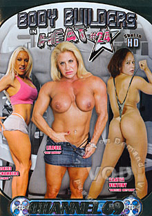 Body Builders In Heat 24 Box Cover