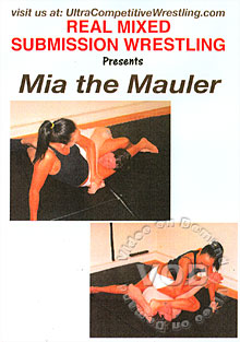 REAL-CMX505 - Mia The Mauler Box Cover
