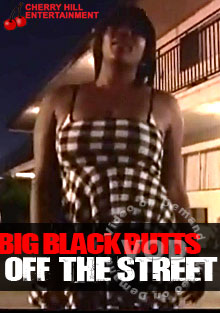 Big Black Butts Off The Street Box Cover