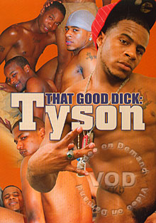 That Good Dick: Tyson Box Cover