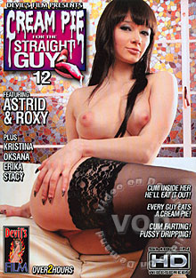 Cream Pie For The Straight Guy 12 Box Cover