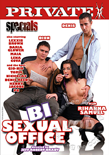 Bisexual Office Box Cover