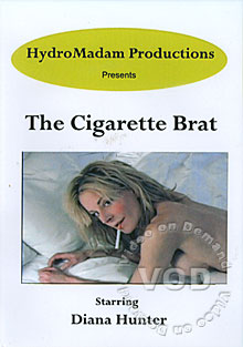 The Cigarette Brat Box Cover