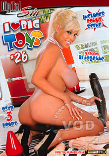 I Love Big Toys #26 Box Cover
