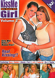 KissMe Girl Volume 2 - Girls Kissing Girls