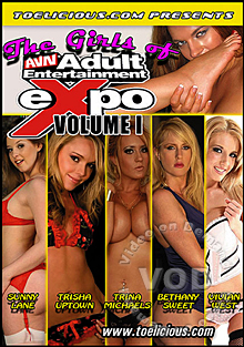 The Girls Of AVN Volume 1 Box Cover