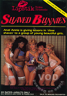 Shaved Bunnies Box Cover