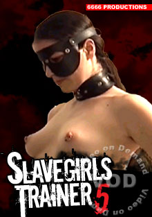 Slavegirls Trainer 5 Box Cover