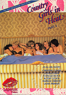 Country Girls In Heat Part 2 Box Cover