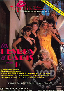 Les Lesbos of Paris Part 1 Box Cover