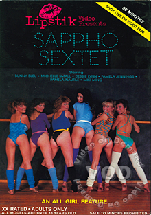 Sappho Sextet Box Cover