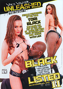 Black Listed II Box Cover
