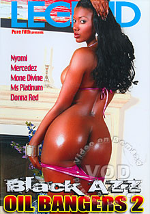 Black Azz Oil Bangers 2 Box Cover