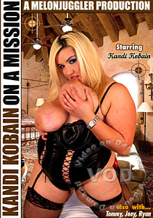 Kandi Kobain On A Mission Box Cover