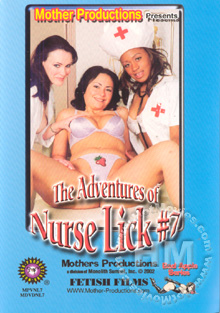 The Adventures Of Nurse Lick #7 Box Cover