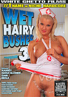 Wet Hairy Bushes 3 Box Cover
