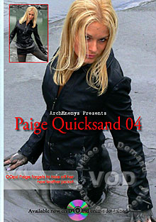 Paige Quicksand 04 Box Cover