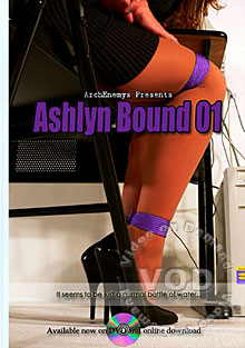 Ashlyn Bound 01 Box Cover