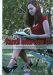Randi Interview 01 Box Cover