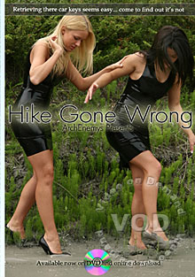 Hike Gone Wrong Box Cover