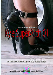 Kyle SuperArch 01 Box Cover