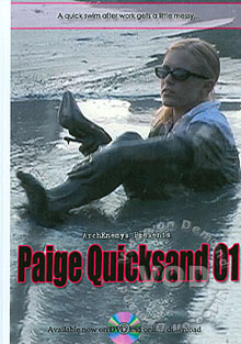 Paige Quicksand 01 Box Cover