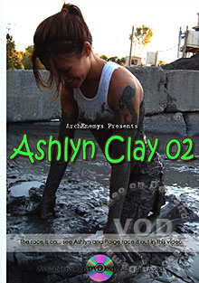 Ashlyn Clay 02 Box Cover