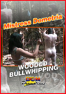 Dometria - Wooded Bull Whipping Box Cover