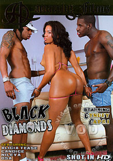 Black Diamonds Box Cover