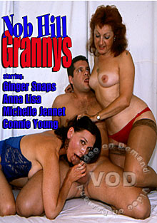 Nob Hill Grannies Box Cover
