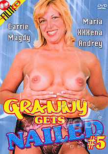 Granny Gets Nailed #5 Box Cover