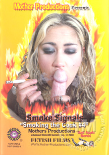 Smoke Signals - Smoking The Cock #4 Box Cover